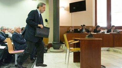 Serra se escuda en el Banco de España y la Generalitat para justificar los sobresueldos