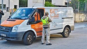Unipost, una firma postal en dificultats