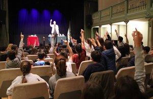 Les escoles de Sant Boi estalvien prop de 4.000 euros en la Marató d'Estalvi Energètic