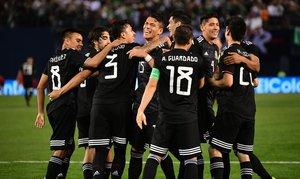 Raúl Jiménez, Héctor Moreno e Hirving Lozano anotaron por los mexicanos.
