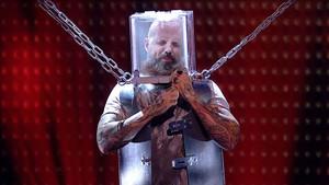 Un error gairebé costa la vida a un escapista al 'Got Talent' britànic