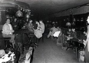 La discoteca Bocaccio, en los años 80.
