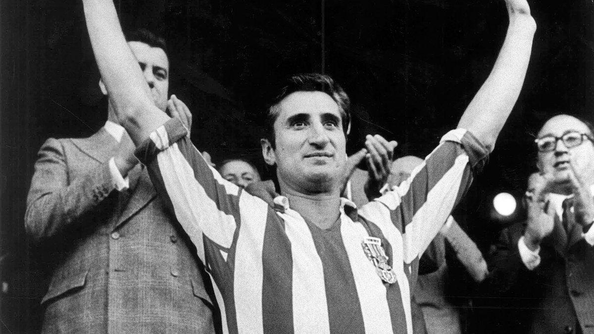 Mor Calleja, campió d'Europa el 1964