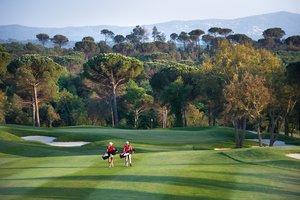 Campo de golf PGA de Caldes de Malavella, en Girona