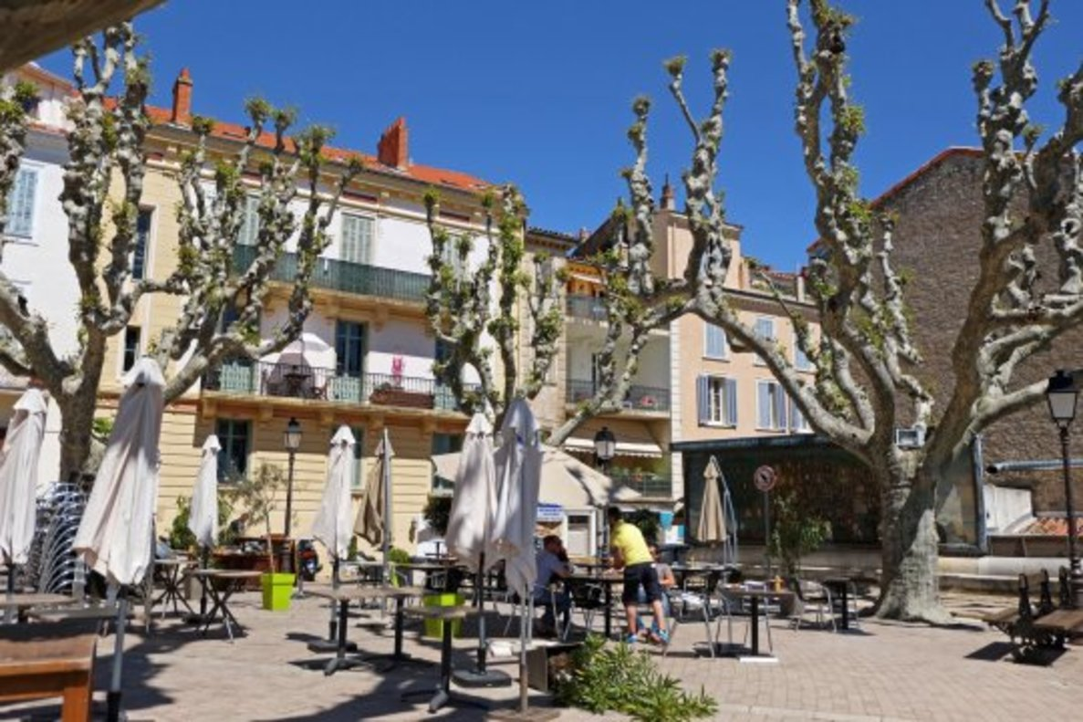 Le Canet, cerca de Niza.