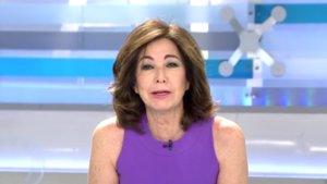 """Ana Rosa critica a Pablo Iglesias por su respuesta a los escraches que está recibiendo: """"Se le olvida que es vicepresidente"""""""