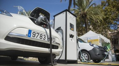 Euforia en el mercado de coches eléctricos