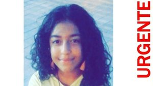 La chica desaparecida en Figueres.
