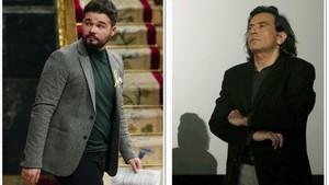Arcadi Espada se enfrenta a la redacción de 'El Mundo' por su artículo contra Rufián