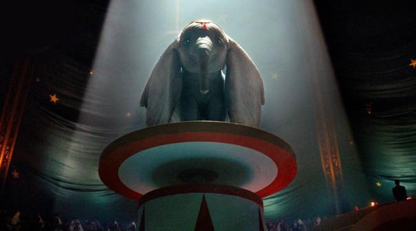 Llega Primer Tráiler de Dumbo