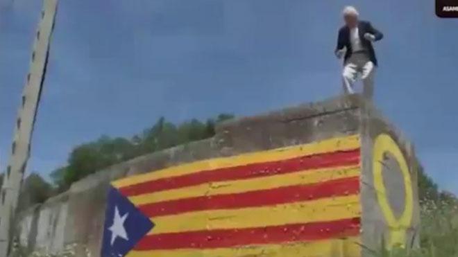 """Boadella es burla en un vídeo de la """"febre groga"""""""