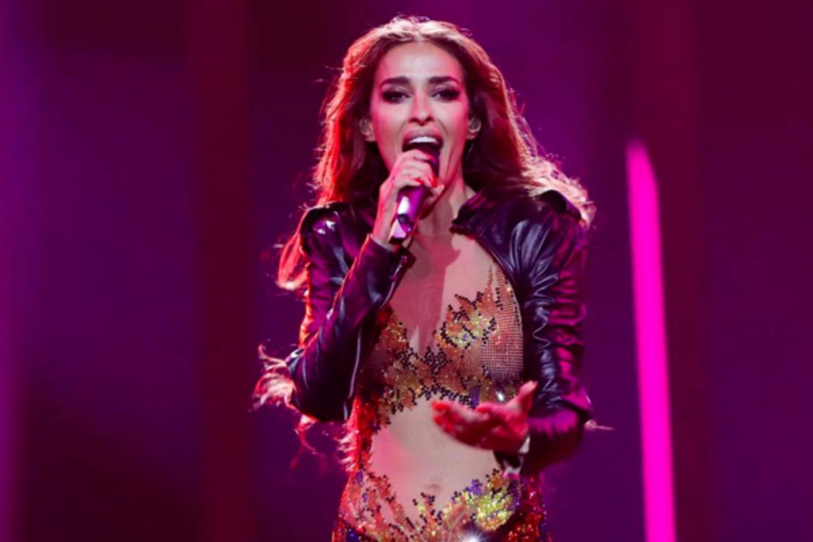 """Hablamos con Eleni Foureira: """"Estoy trabajando en varias canciones y algunas serán en español"""""""