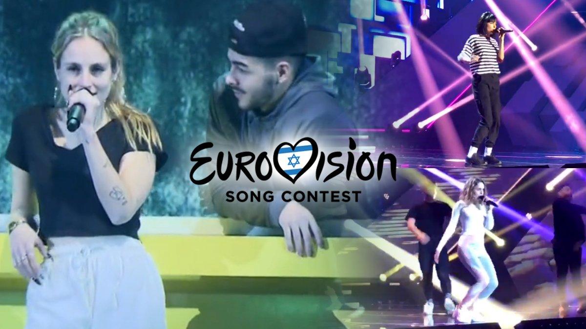 ¿Quién ganará el billete a Tel Aviv? Así han ensayado los finalistas de la gala de Eurovisión