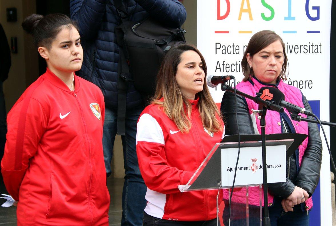 Terrassa formarà els entrenadors d'equips esportius juvenils per prevenir conductes masclistes