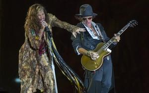 Aerosmith, la festa de comiat
