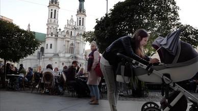 La derecha seduce a los jóvenes de Polonia