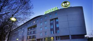 Hotel B&B de Haute Seine, en París, donde se alojaron los terroristas en su viaje a Francia del 11 al 12 de agosto de 2017.
