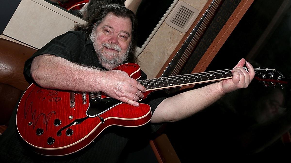 Murió uno de los pioneros del rock psicodélico
