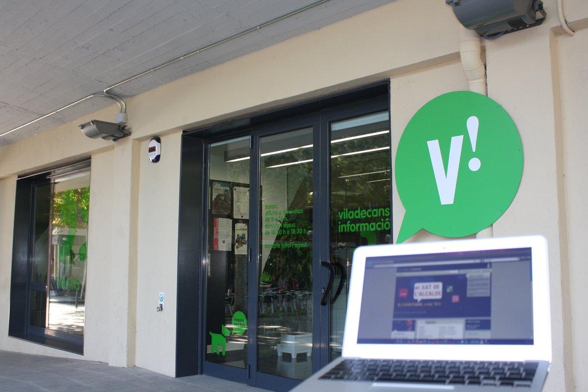 Viladecans incentiva els aturats amb una nova plataforma formativa virtual