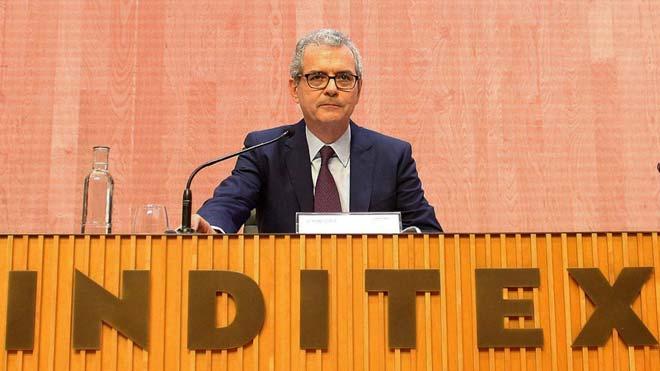 Inditex aumenta el 7% las ventas y el 10% el beneficio neto, Pablo Isla augura un buen año.