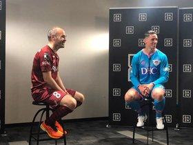 Iniesta, Villa, Torres... l'essència de la Lliga japonesa