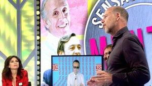 Jaime González abandona el plató de 'Todo es mentira' por las críticas a Eduardo Inda