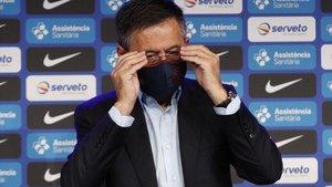 Bartomeu: «Setién portarà l'equip a la Champions»