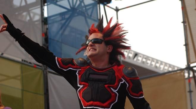 Joan Dausà, como el Krust del Super 3