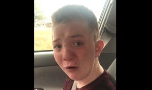 Les estrelles de Hollywood es bolquen amb un nen que va patir 'bullying'