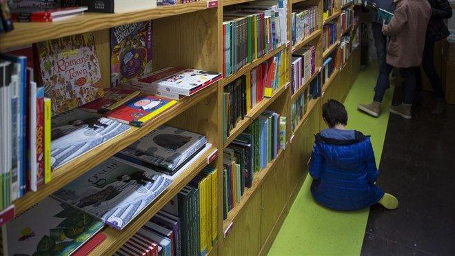 La petita, en el Poblenou,está especializada en narrativa infantil y juvenil.