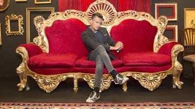 Mag Lari: «La tele es un escaparate que te permite llenar teatros»