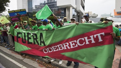 El terremoto político del 'caso Odebrecht' recorre Sudamérica