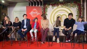 """TVE presenta 'Masterchef Junior 6': """"España es el único país que hace las tres versiones a la vez"""""""