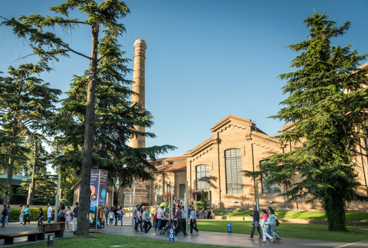 El MuseuAgbar de les Aigües de Cornellà se une a la Noche de los Museos de Barcelona