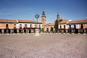 El municipio de Navalcarnero, Madrid.