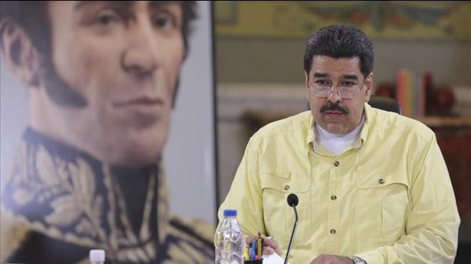"""Maduro declara el """"estado de emergencia económica"""" en Venezuela"""