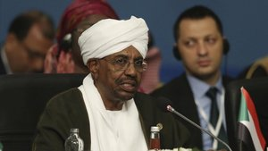 Omar al Bashir, durante una cumbre islámica en Estambul en el 2018.