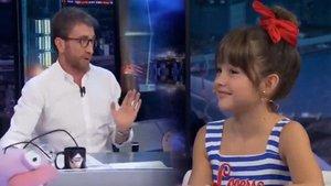 La aplaudida respuesta de Luna Fulgencio ante una polémica pregunta de Pablo Motos | VÍDEO