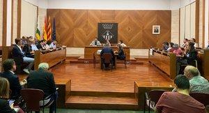 Sabadell aprova inicialment la pujada d'impostos de les ordenances fiscals amb crítiques des de l'oposició