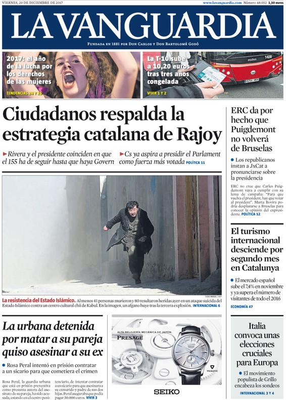 Los Pujol se cuelan entre Rajoy y Rivera