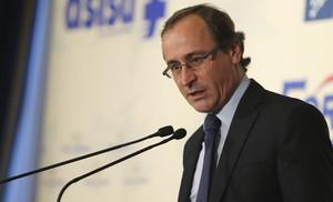 El portavoz del PP en el Congreso, Alfonso Alonso.