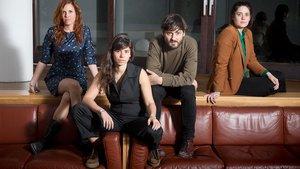 Neus Ballús, Lucia Alemany, Carlos Marques-Marcet y Belén Funes, los cuatro candidatos a la mejor dirección en los Premis Gaudí 2020.