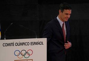 """Pedro Sánchez: """"M'ofèn que Guardiola digui que Espanya és un país autoritari"""""""