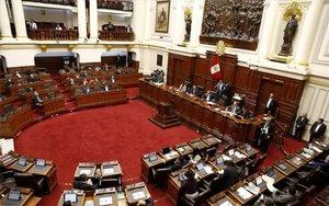 El presidente de Perú, Martín Vizcarra, ha ordenado la disolución del Congreso de Perú.