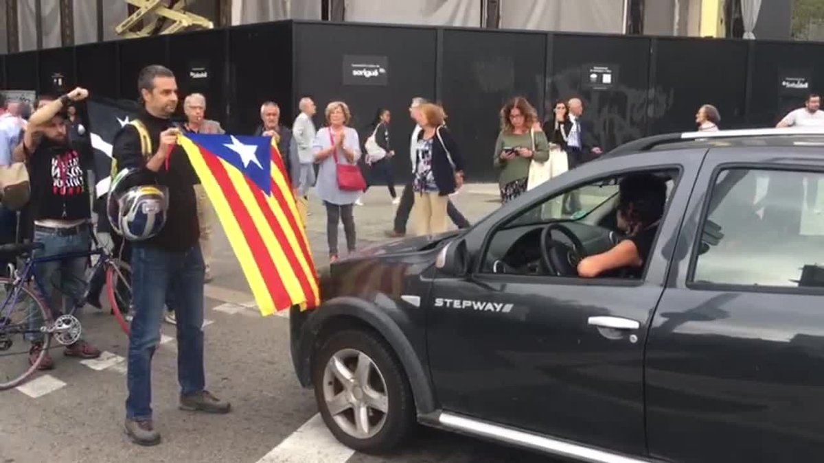La sentencia del 'procés' provoca las primeras protestas