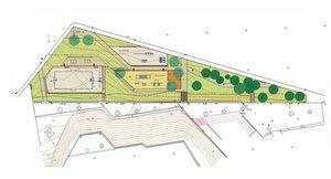 Proyecto de reforma del parque Montcortés en Sabadell.