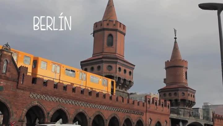 Reportaje sobre Berlín