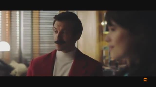 Vídeo promocional de '45 revoluciones', protagonizado por Roberto.