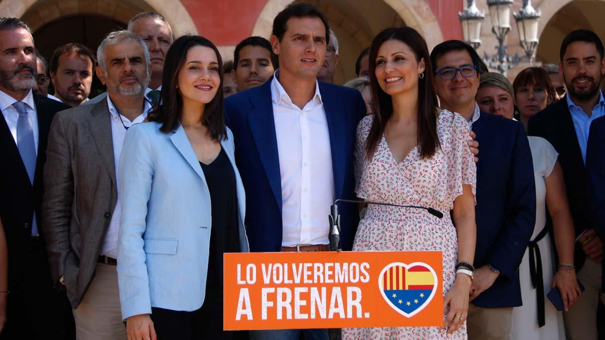 Albert Rivera desembarcara en el Parlament para rememorar el 6 y 7 de septiembre del 2017.