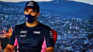 El mexicà Sergio Pérez dona positiu per Covid-19 i no correrà a Silverstone